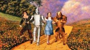 Wizard of OZ (1939) in Technicolor