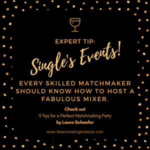 Singles Events