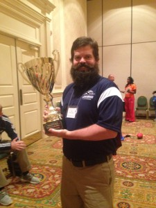 Longwood wins first VAHPERD Trivia Bowl!