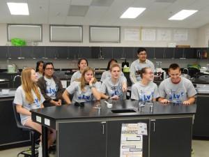 By: Granada High School Chemistry Students