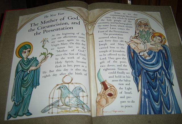 La littérature chrétienne au Moyen-Âge – Anglo-Saxonne – Allemagne – France (extraits et images) Lindisfarne-Gospels