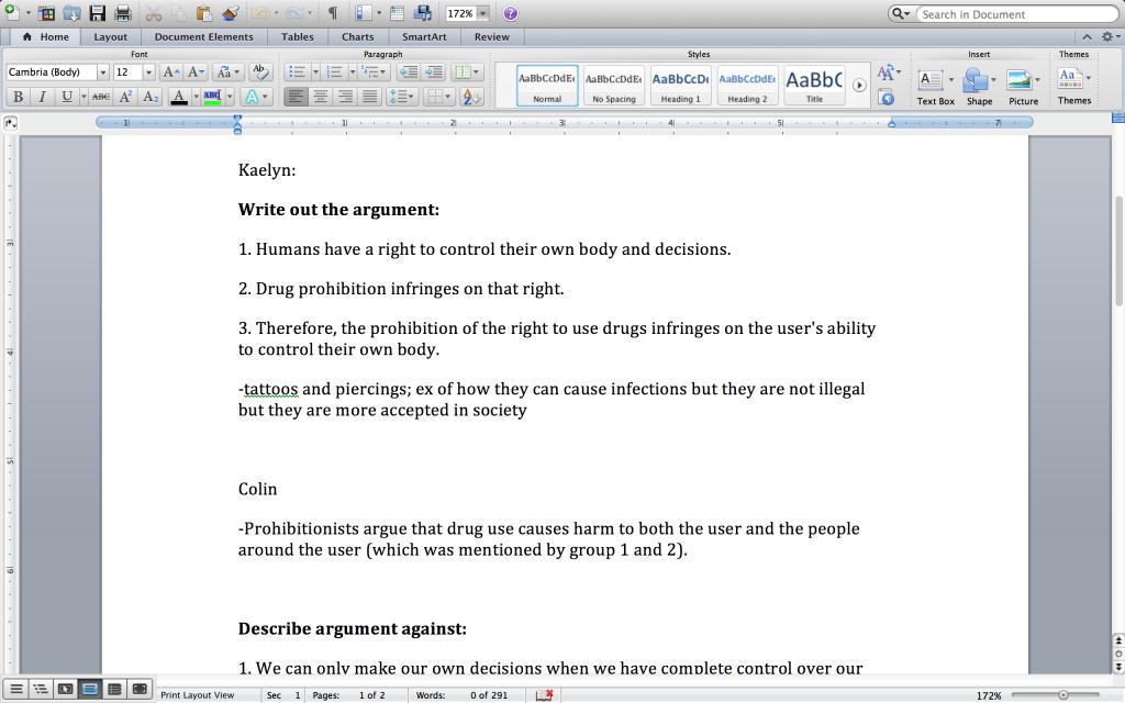 My final ethics presentation