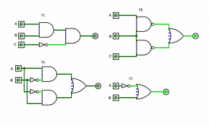 CMSC logic gates