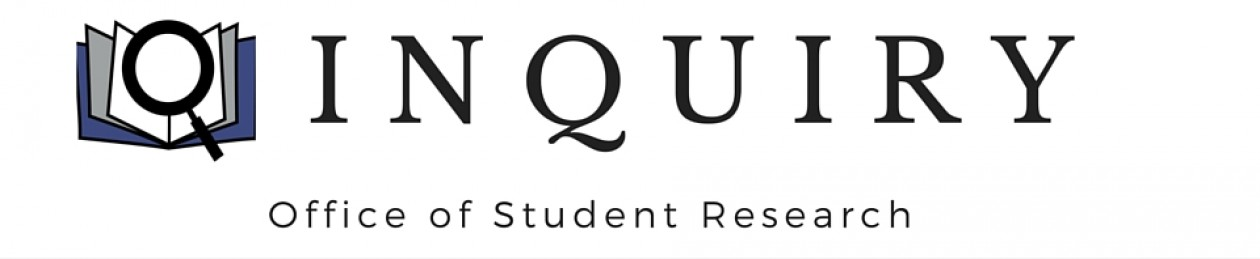 Inquiry | Office of Student Research
