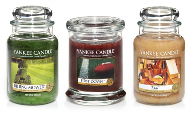 Manly scented candles women 39 s and gender studies for Aroma candle and scent company