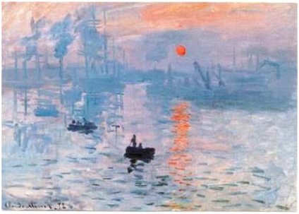 Analysis of Claude Monet's Impression, Sunrise | Incite